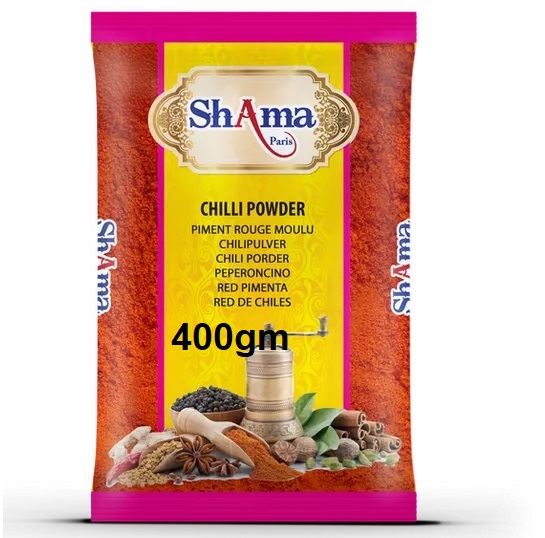 Shama-Red-Chili-Powder-400g