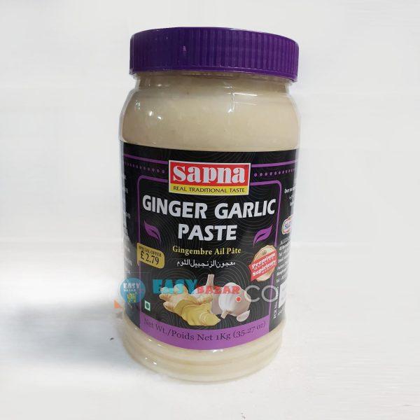 sapna-Ginger-garlic-paste-1kg-easy-bazar-france