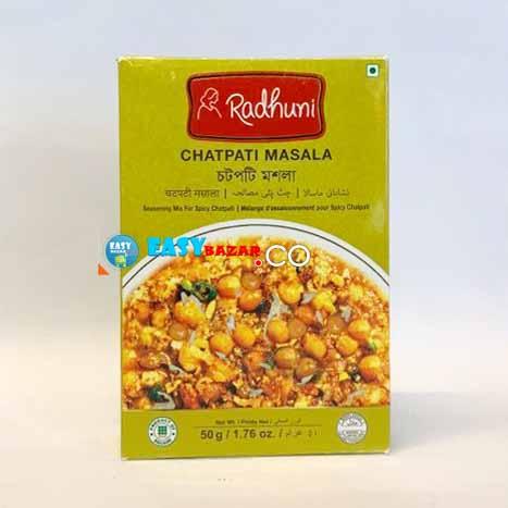 Radhuni Chatpati Masala 50g-easy-bazar-france