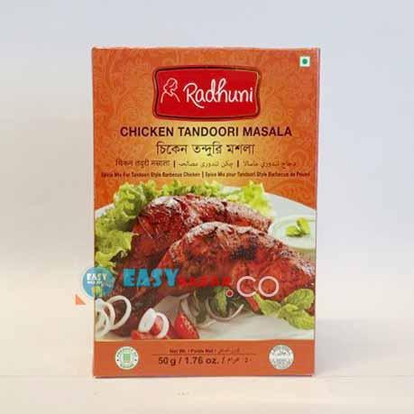 Radhuni-Chicken Tandoori-Masala-50g-easy-bazar-france