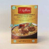 Radhuni Hyderabadi Biryani Masala 45g-easy-bazar-france
