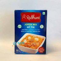 Radhuni Jorda Mix 400g-easy-bazar-france