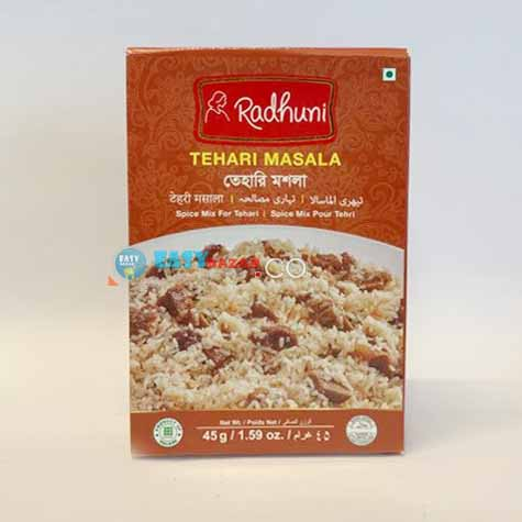 Radhuni Tehari Masala-45g-easy-bazar-france