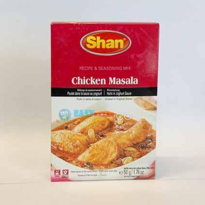 Shan Chicken Masala 50g-easy-bazar-france