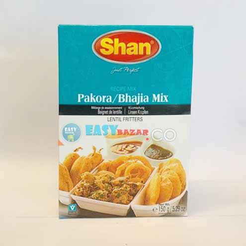 Shan Pakora Bhaja Mix 50g-easy-bazar-france