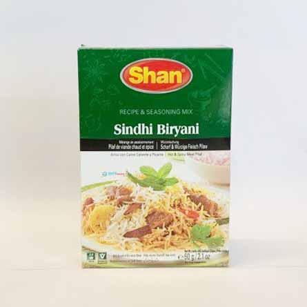Shan Sindhi Biryani 50g-easy-bazar-france
