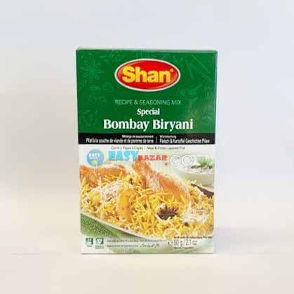 Shan Special Bombay Biryani 50g-easy-bazar-france
